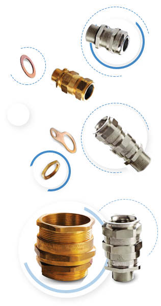 kalister - cable glands & accessories