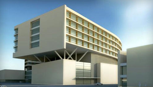 Farwaniya Hostpital Project - Kalister