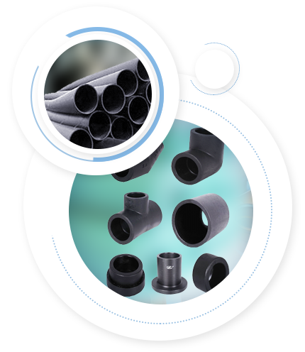 PE Pipes & Fittings